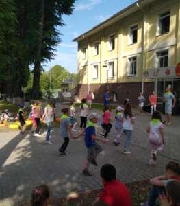 3 смена творческого и танцевального лагеря