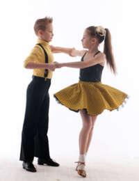 Занятия танцевальной хореографией