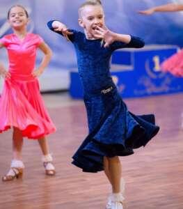 Открытие танцевального сезона: осенний кубок